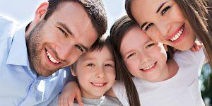 Familien-Prophylaxe beim Zahnarzt